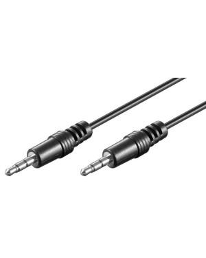 Cavo Audio Stereo Jack 3.5 mm M/M 0,2m