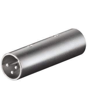 Adattatore XLR Cannon Maschio/Maschio