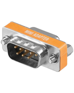Gender Changer D-SUB 9 pin M/F Null Modem