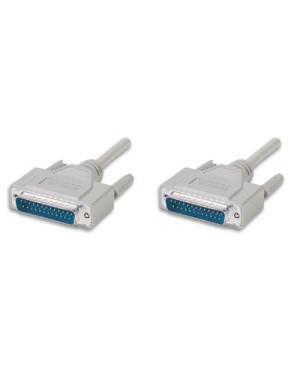 Cavo Seriali/Paralleli M/M D-Sub 25p. Cavo prol. 25p. M/M 3 m
