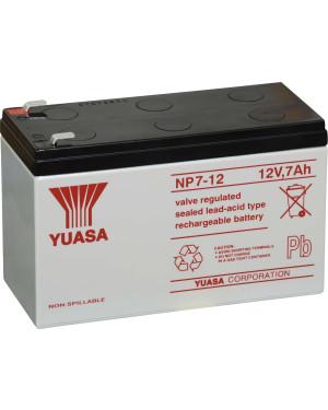Batteria Piombo-Acido per UPS 12 V 7 Ah, NP7-12
