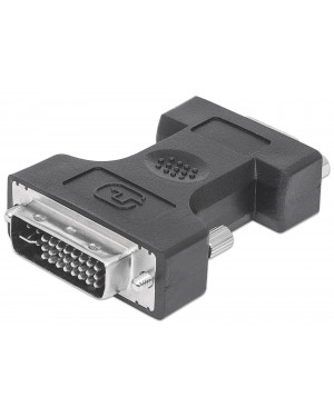 Adattatore DVI-I a VGA analogico M/F