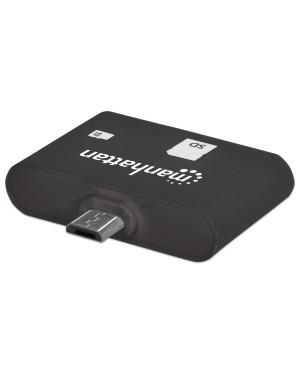 Mini Lettore Micro USB di Memorie SD/MicroSD per Smartphone e Tablet